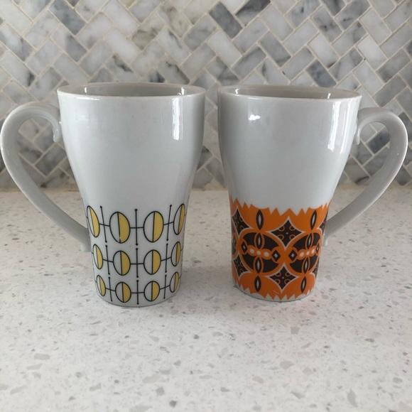 Vintage StyleCraft Coffee Mugs 2 Made in Japan